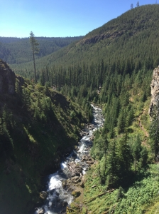 Tumalo Falls Bend Oregon